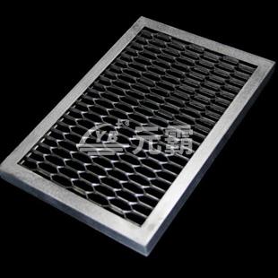 铝质铝网板